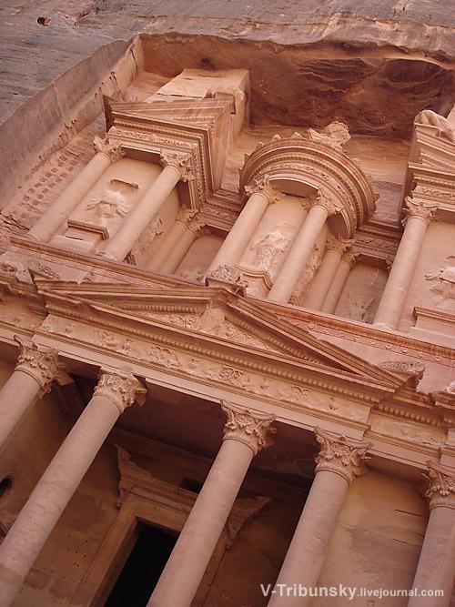 Петра – древняя столица набатеев