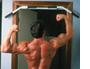 Рон Хэррис (Ron Harris). Подтягивания на перекладине        незаменимы для расширения спины